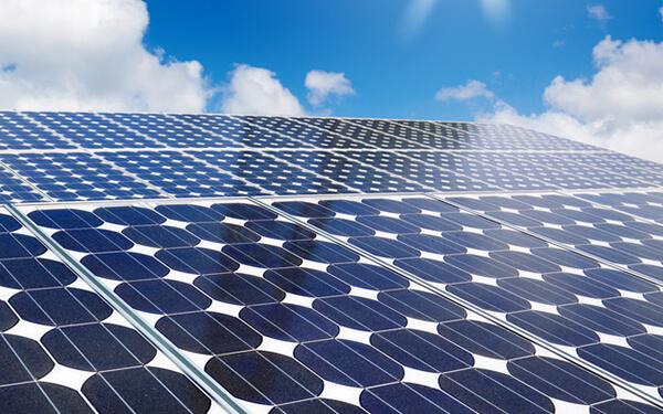 Lavaggio pannelli fotovoltaici