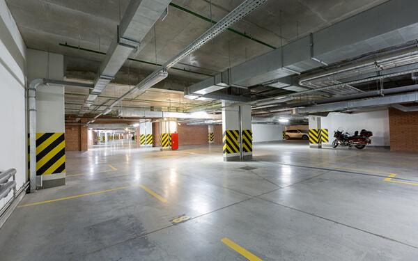 Pulizie di garage e magazzini a Mestre Venezia e Treviso