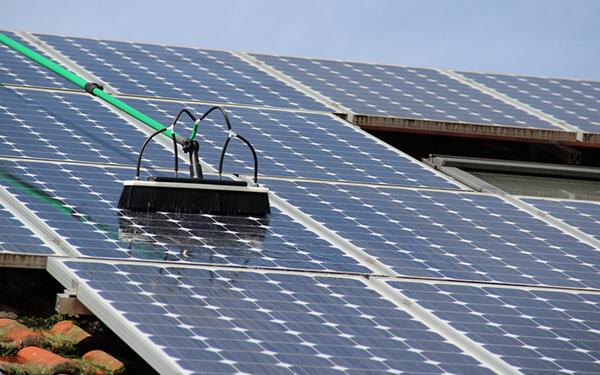 Pulizie di pannelli fotovoltaici a Mestre Venezia e Treviso